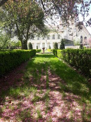Jardin - Ancien collège royal et militaire