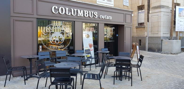 Columbus Café Chartres