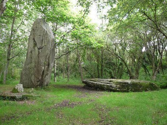 Menhirs de Lespurit - Plovan