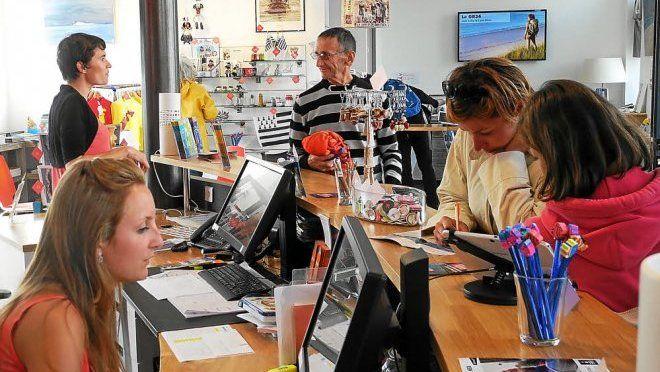 Office de tourisme Destination Pays Bigouden Sud - Accueil du Guilvinec - conseillers en séjour