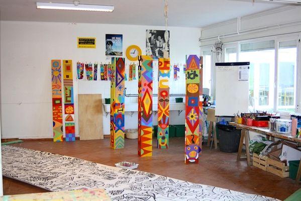Atelier CEAPC Centre d'éveil aux arts-plastiques - Ile Tudy - Pays Bigouden (7)