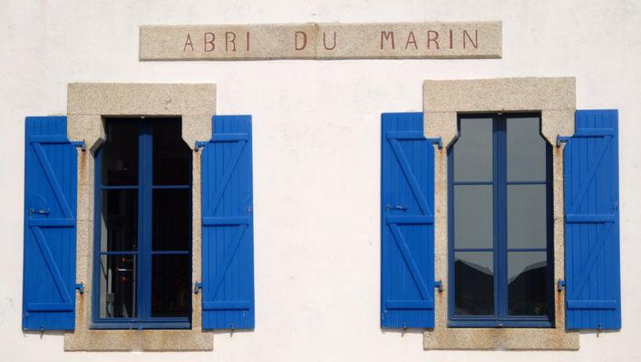 Abri du Marin-Volets