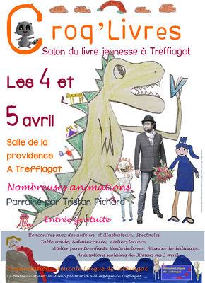 Salon du livre - Treffiagat-Léchiagat - Pays Bigouden