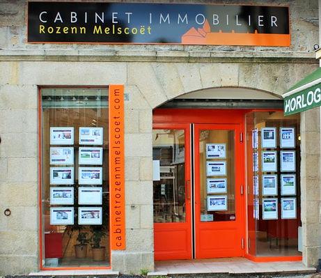 Agence immobilière - Cabinet Rozenn Melscoët - Pont-L'Abbé - Pays Bigouden - 1