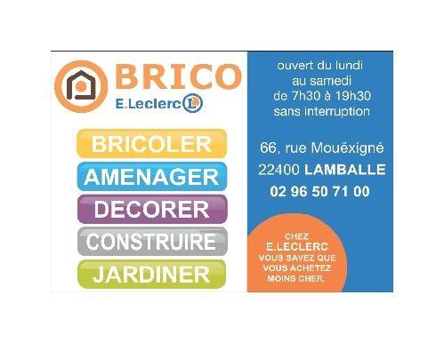 Brico Leclerc Ebéniste Menuisier Lamballe Armor Office