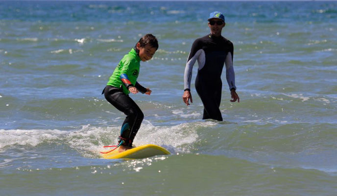 Be-good-surf-school -  Treogat- Pays Bigouden