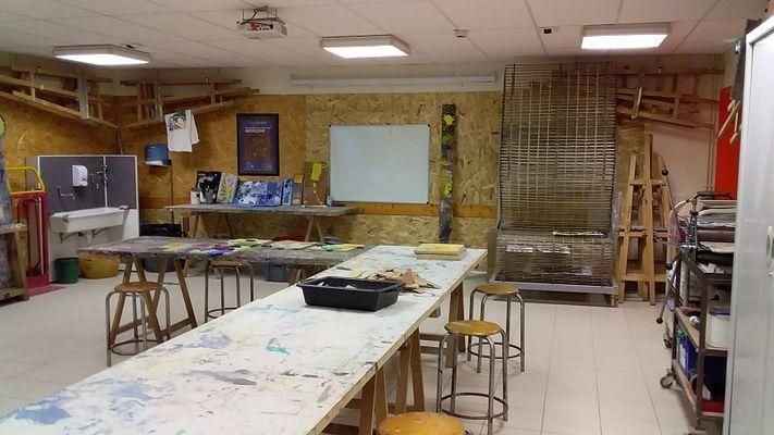 CEAPC - PSG  Atelier jaune