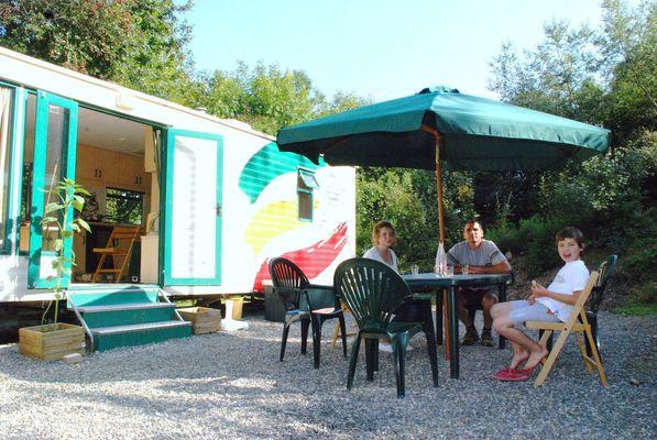 Plémy - Camping à la ferme La Petite Croix