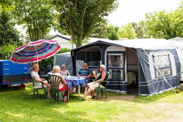 Camping tente