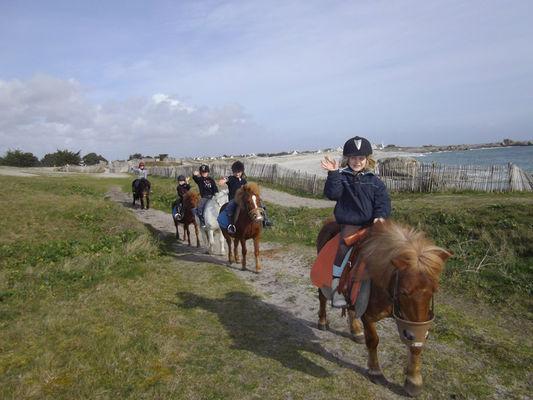 Centre equestre - Kervignon - Plobannalec Lesconil - Pays bigouden - 1