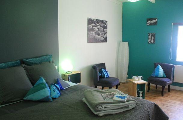 Chambres d'hote les Bulles Bleues -ch-Pouldreuizc-Pays Bigouden