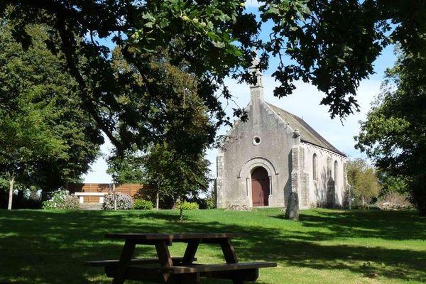 Chapelle Bonne Nouvelle - Plonéour-Lanvern (1)