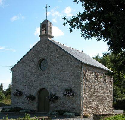 Chapelle Crézouard