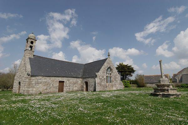 Chapelle Saint Démet - Plozévet (1)