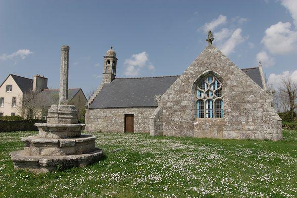 Chapelle Saint Démet - Plozévet (2)