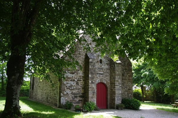 Chapelle Saint Joseph - Peumerit