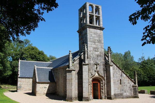 Chapelle Saint Philibert - Plonéour-Lanvern
