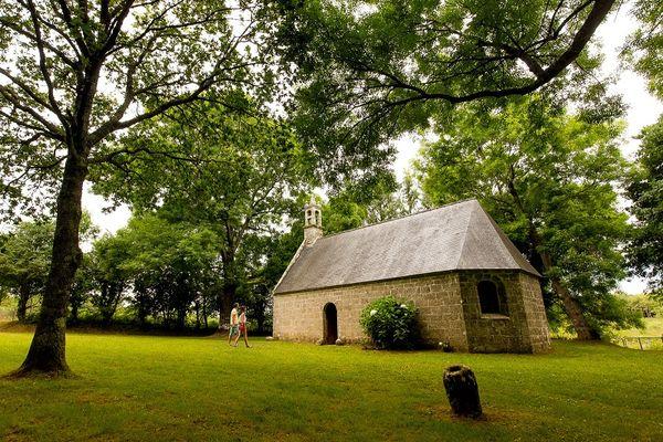 Chapelle Saint Ronan - Plozévet © Y Derennes (1)