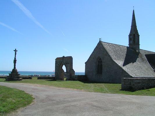 Chapelle de Penhors - Pouldreuzic (1)
