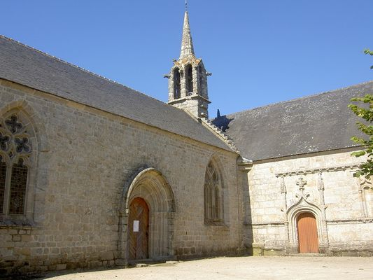 Chapelle de la Trinité - Plozévet © Y Férec (1)