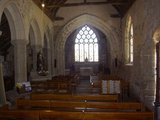 Chapelle de la Trinité - Plozévet © Y Férec (2)