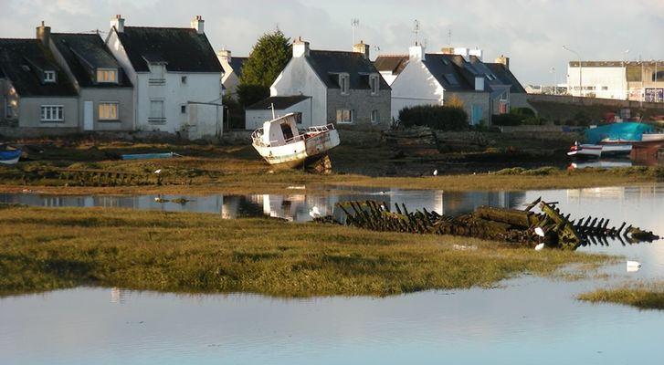 Cimetière des bateaux - Le Guilvinec - Pays Bigouden (1)