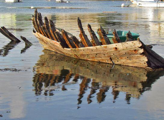 Cimetière des bateaux - Le Guilvinec - Pays Bigouden ©Le Baillif (4)
