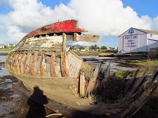 Cimetière des bateaux - Le Guilvinec - Pays Bigouden ©Le Baillif (5)