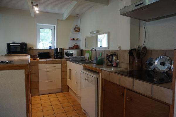 Location FEVRIER - Pont-l'Abbé - Pays Bigouden - cuisine