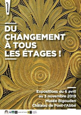 EXPO-MUSEE-BIGOUDEN - PONT-L'ABBE - Pays Bigouden Sud