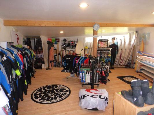 Ecole de surf - Atlantic surf shop - Plomeur - Pays Bigouden - 1