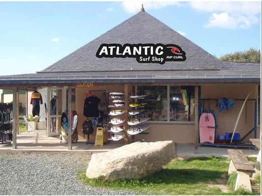 Ecole de surf - Atlantic surf shop - Plomeur - Pays Bigouden - 2