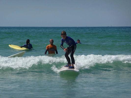 Ecole de surf - Atlantic surf shop - Plomeur - Pays Bigouden - 3
