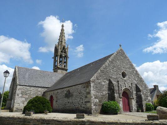Eglise Saint Annouarn- Peumerit