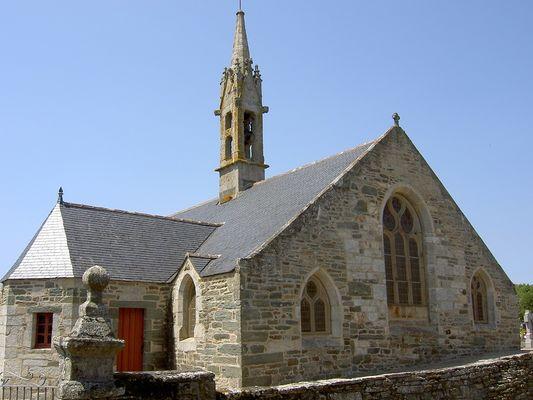 Eglise Saint Boscat - Tréogat (1)