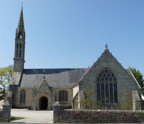 Eglise Saint Démet - Plozévet