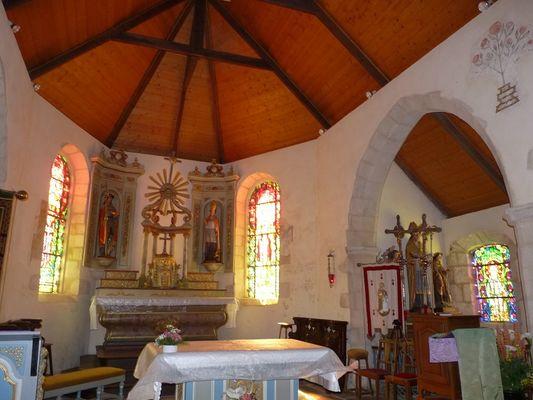 Eglise Saint-Gorgon - Plovan (2)