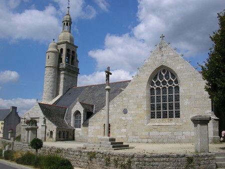 Eglise Saint-Tugdal