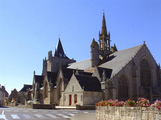 Eglise St-Nonna- Penmarch-Pays Bigouden