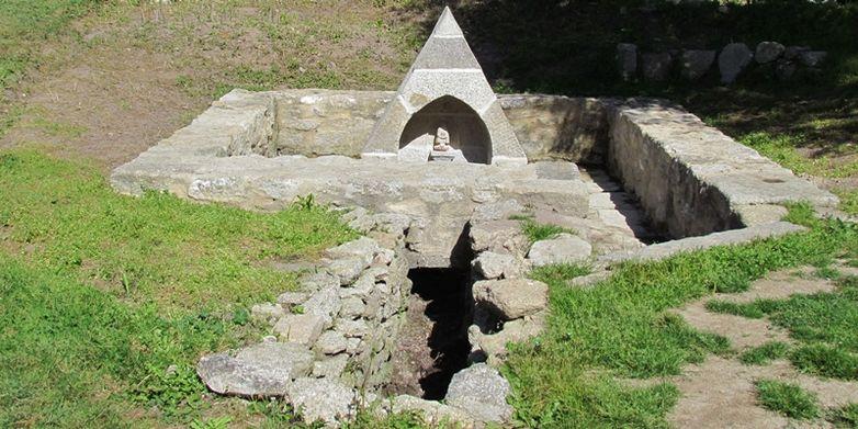 Fontaine de Saint-Trémeur - Le Guilvinec - Pays Bigouden ©Le Baillif (1)