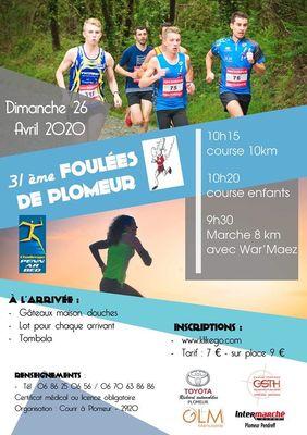 Foulees-Plomeur-2020---Courir-a-Plomeur