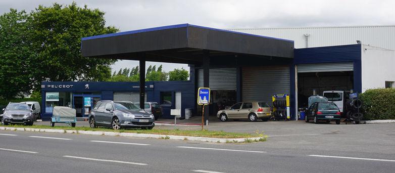 Garage - Garage André - Combrit - Pays Bigouden - 1