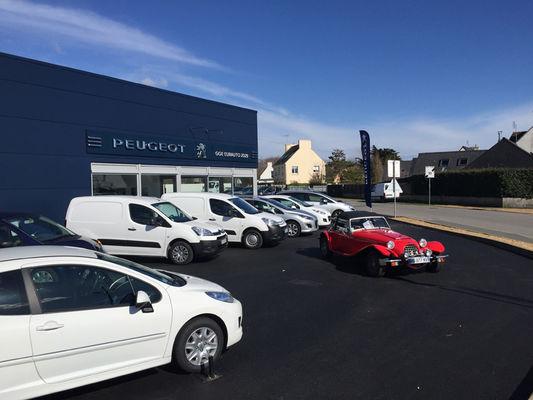 Garage Eurauto 2029 Peugeot - Guilvinec - Pays Bigouden  (1)