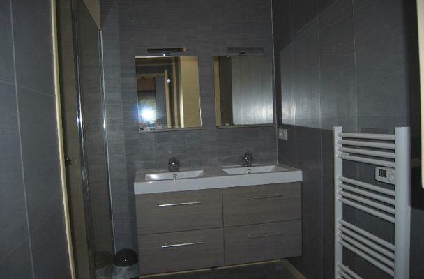 Gite La Chouette salle de bain