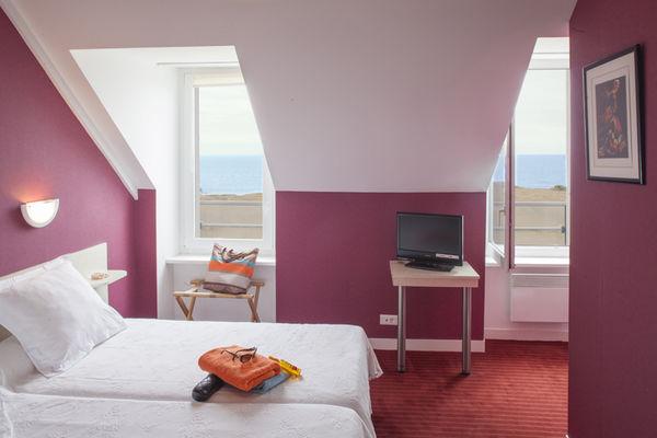 Grand hôtel des dunes - Lesconil -  Pays Bigouden - 4