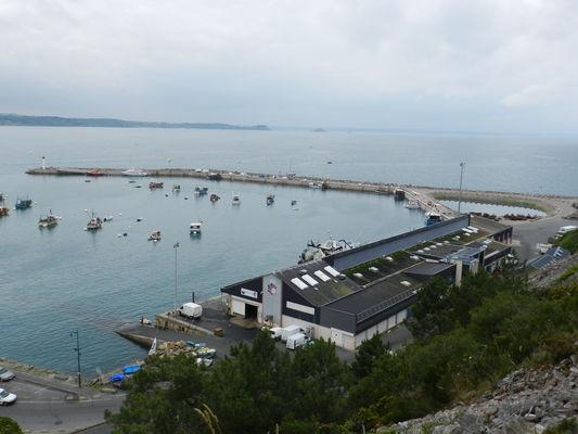 Le port de pêche d'Erquy