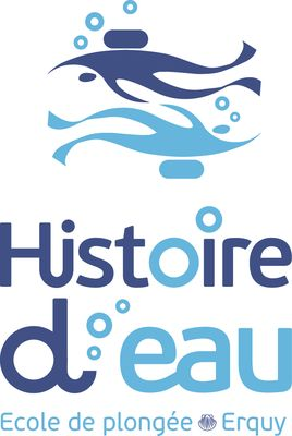 Logo du club de plongée