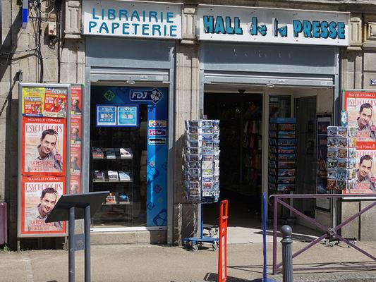 Hall de la Presse - Pont-l'Abbé - Pays Bigouden - 1