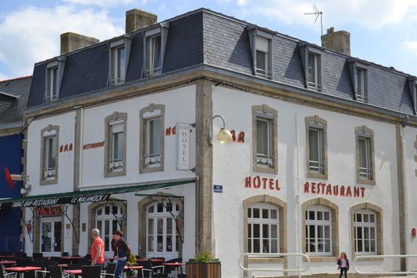 Hôtel Modern Ile-Tudy pays bigouden finistère bretagne