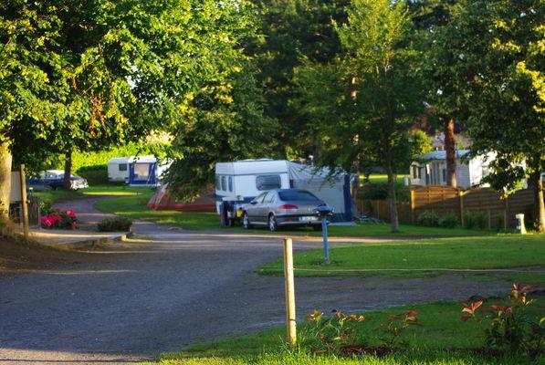 Le camping des jonquilles